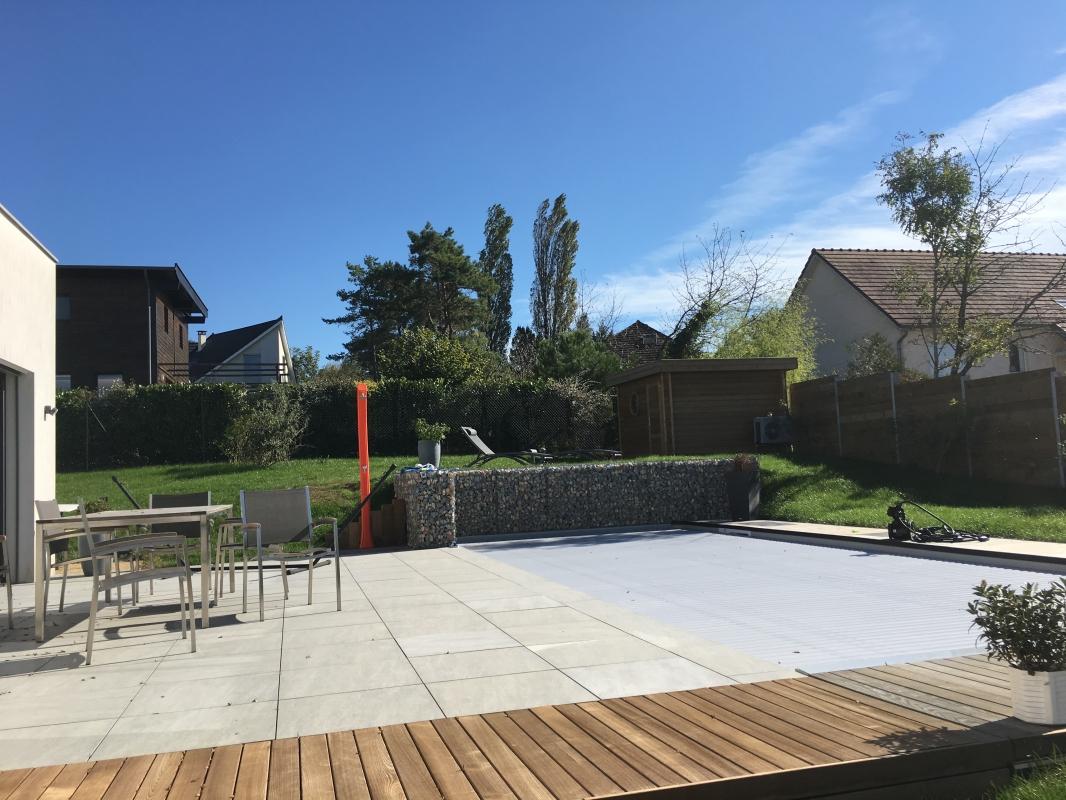 Aménagement terrasse et piscine